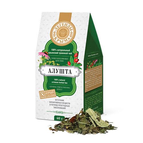"""Травяной чай """"Алушта"""""""