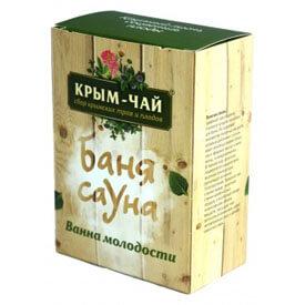 """Чай """"Ванна молодости"""" (серия Баня-Сауна)"""
