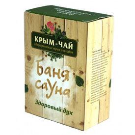 """Чай """"Здоровый дух"""" (серия Баня-Сауна)"""