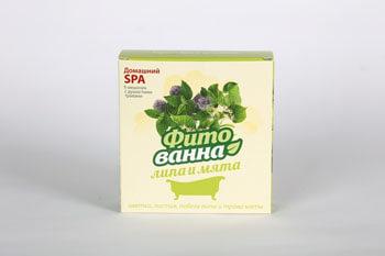 Фитованна ЛИПА и МЯТА