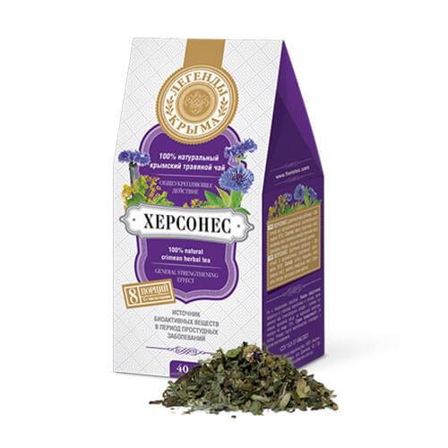 """Травяной чай """"Херсонес"""""""