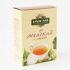 """Крымский чай с липой """"для женщин"""""""