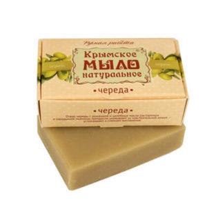 """Крымское мыло натуральное """"ЧЕРЕДА"""""""