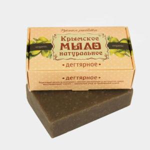 """Крымское мыло натуральное """"ДЕГТЯРНОЕ"""""""