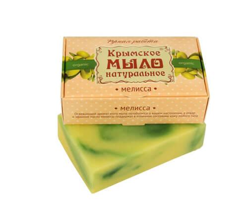 """Крымское мыло натуральное """"МЕЛИССА"""""""