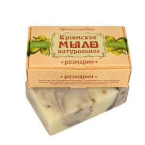 """Крымское мыло натуральное """"РОЗМАРИН"""""""