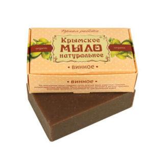 """Крымское мыло натуральное """"ВИННОЕ"""""""