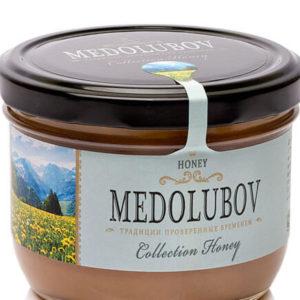 Крем-мёд Медолюбов альпийские луга