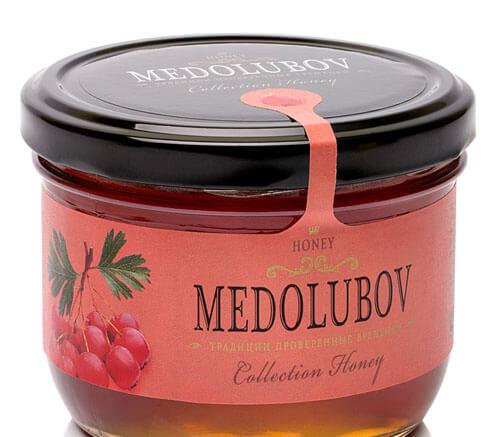 Крем-мёд Медолюбов боярышниковый