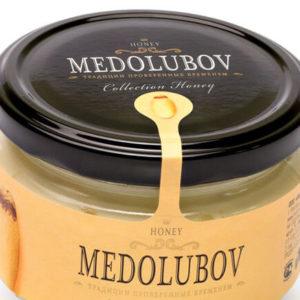 Мёд с кедровым орехом