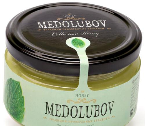 Крем-мёд с мелиссой