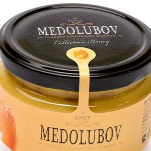 Крем-мёд с облепихой