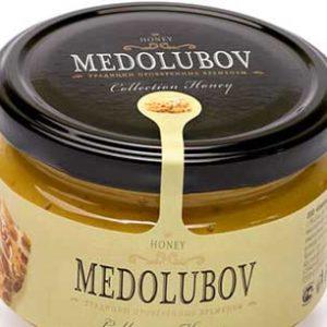 Крем-мёд Медолюбов с прополисом
