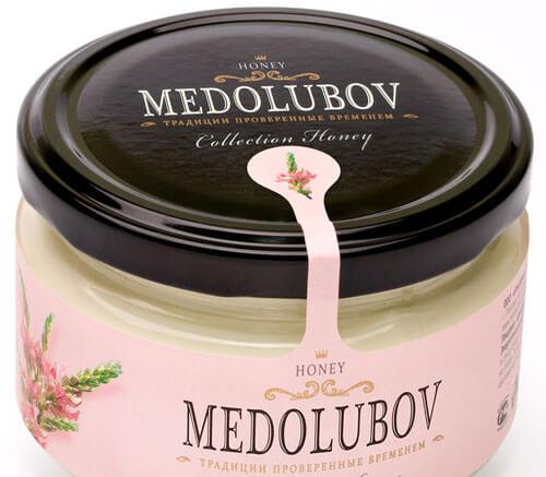 Крем-мёд Медолюбов эспарцетовый