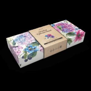 """Набор фруктово-травяных чаев """"цветочный"""" Floris"""