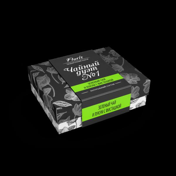 Подарочный набор чая «Чайный дуэт №1» Подарок 2 в 1