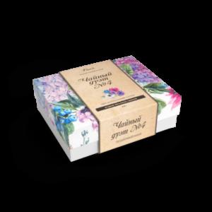 Подарочный набор чая «Чайный дуэт №4» Подарок 2 в 1