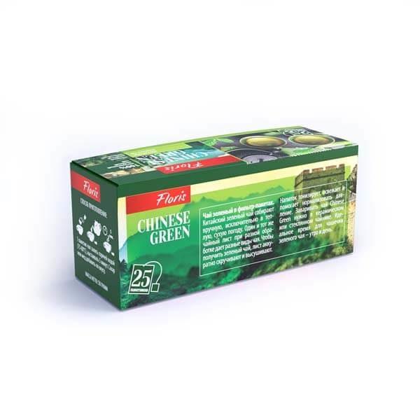 """Зеленый чай """"Chinese Green"""""""