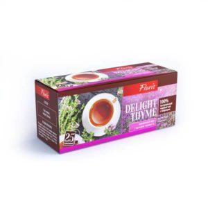 """Черный чай в пакетиках """"Delight Thyme"""""""