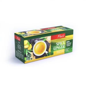 "Зеленый чай в пакетиках ""Spicy Ginger"""