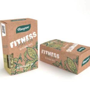 """Натуральный чай на основе мате """"Фитнесс"""""""