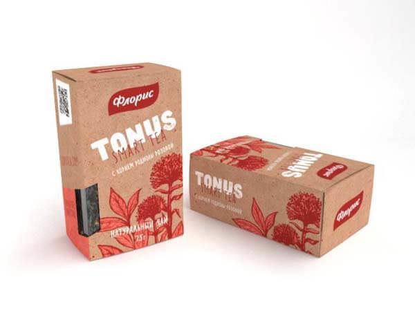 """Натуральный чай с корнем родиолы розовой """"Тонус"""""""