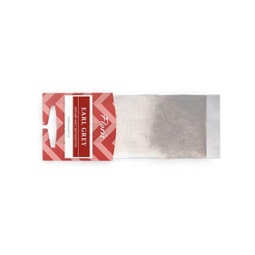 Черный чай с бергамотом в пакетиках