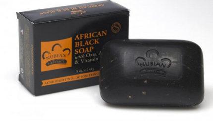 Крымское черное мыло