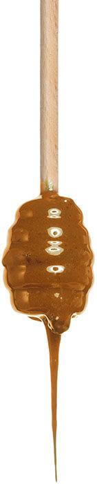 Крем-мёд Медолюбов с грецким орехом