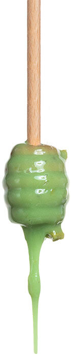 Крем-мёд Медолюбов с киви