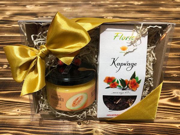 Подарочный набор мед