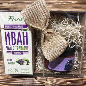Иван-чай с травами