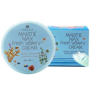 Увлажняющий крем с морскими минералами Teresia Marine Max Fresh Watery Cream