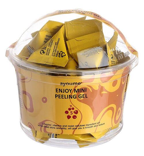 Гель-пилинг для лица Enjoy Mini Peeling Gel