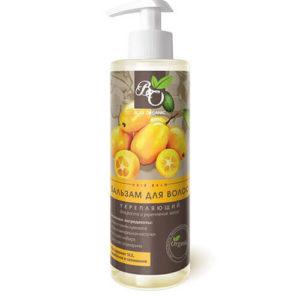 """Бальзам для роста и укрепления волос Укрепляющий """"Bliss Organic"""""""
