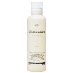 """Безсульфатный органический шампунь с натуральными ингредиентами и эфирными маслами для чувствительной кожи Triplex Natural Shampoo """"La'dor"""""""