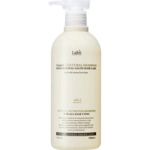 """Безсульфатный шампунь с натуральными ингредиентами и эфирными маслами для чувствительной кожи Triplex Natural Shampoo """"La'dor"""""""