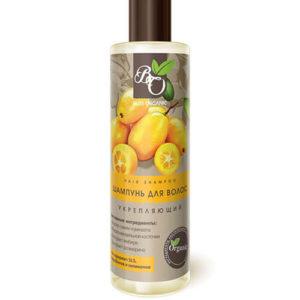"""Шампунь для роста и укрепления волос Укрепляющий """"Bliss Organic"""""""