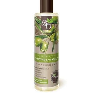 "Шампунь для сухих и ломких волос Увлажняющий ""Bliss Organic"""