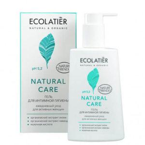 """Гель для интимной гигиены Natural Care Ежедневный уход Ecolatier """"Eco Laboratorie"""""""