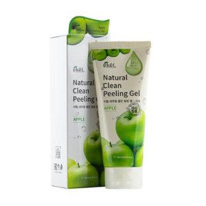 """Пилинг-скатка с экстрактом зеленого яблока Apple Natural Clean Peeling Gel """"Ekél"""""""