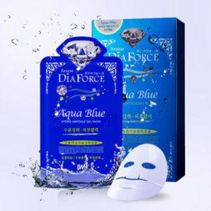 Гидрогелевая маска для лица с морскими водорослями