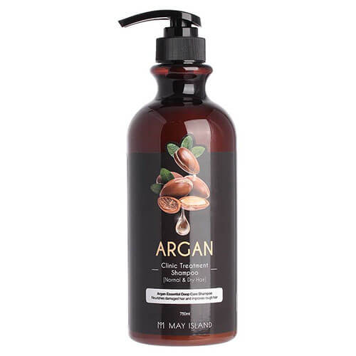 "Hair Шампунь для волос Argan Clinic Treatment Shampoo ""May Island"""