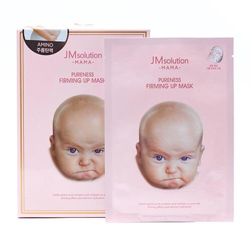 """Тканевая маска для лица укрепляющая для мам Mama Pureness Firming Up Mask """"JMsolution"""""""