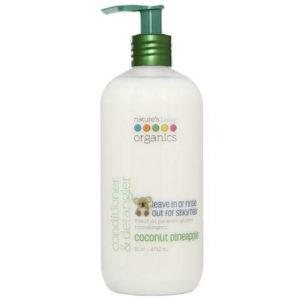 """Кондиционер для расчесывания волос кокос и ананас """"Nature's Baby Organics"""""""