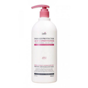"""Кондиционер для поврежденных волос с аргановым маслом и коллагеном Damage Protector Acid Conditioner """"La'dor"""""""