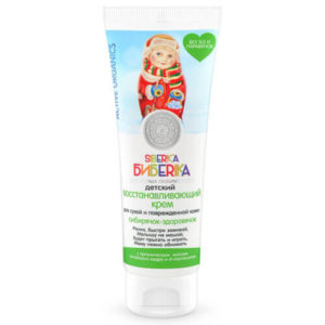 "Крем для детей восстанавливающий сибирячок-здоровячок ""Natura Siberica"""