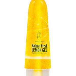 "Крем для рук с соком лимона Natural Fresh Lemon ""Wokali"""