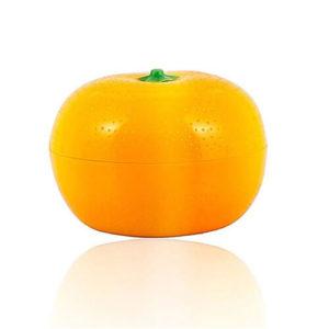 """Крем для рук с соком мандарина в виде фрукта """"Wokali"""""""