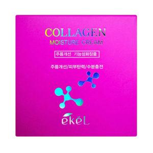 """Увлажняющий крем для лица с коллагеном Collagen Moisture Cream """"Ekél"""""""